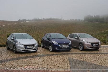 Peugeot 208, presentación y prueba en Portugal (parte 2)
