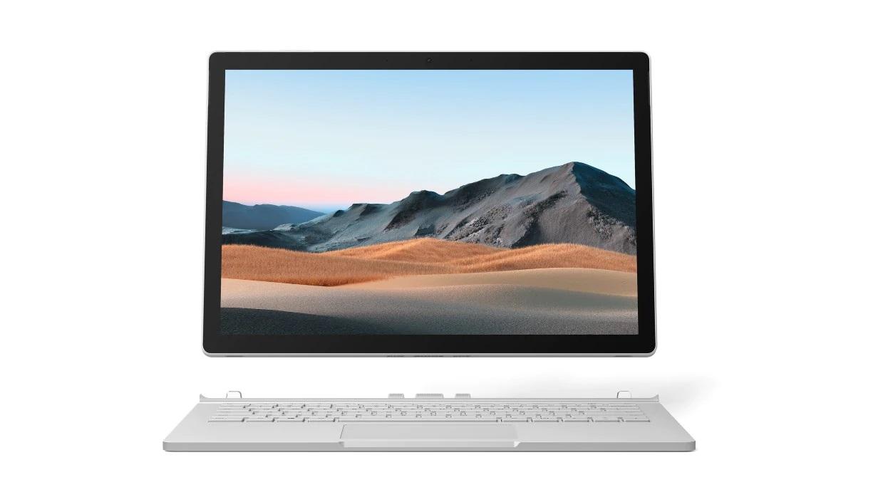 Nuevo Microsoft Surface Book 3 13, i7, 16GB, 256GB SSD, GTX 1650 Max-Q 4GB