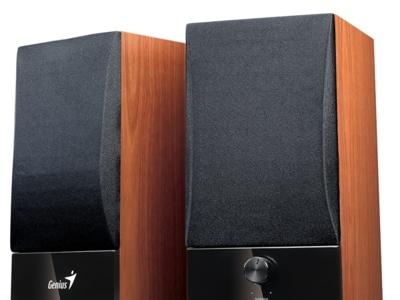 Genius SP-HF800B, toque clásico para el sonido de tu ordenador