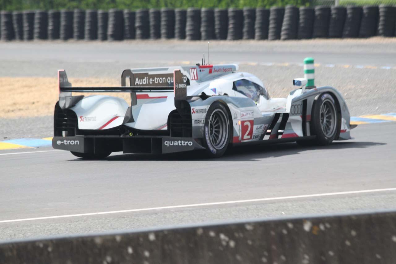 Foto de 24 horas de Le Mans 2012 (13/160)