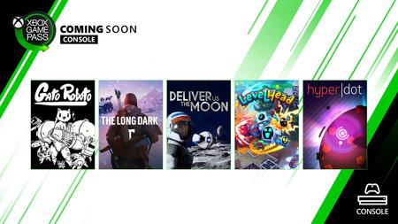 Gears Tactics, Gato Roboto y The Long Dark entre los juegos que se unirán próximamente a Xbox Game Pass en Xbox One y Windows 10