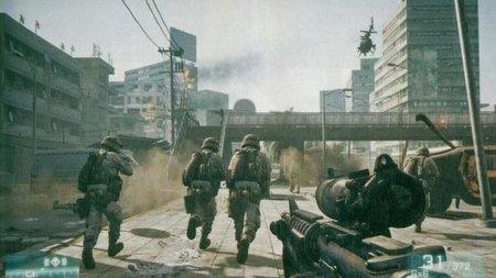 'Battlefield 3'. Primeras imágenes y nuevos detalles. Esto promete