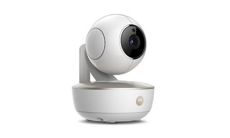 Oferta flash: la cámara vigilabebés Motorola MBP 88 Connect, está rebajada a sólo 96,40 euros en Amazon