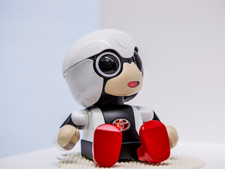 Kirobo Mini 7
