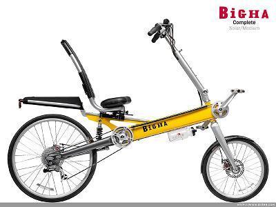 Bicicletas para viajar (I)