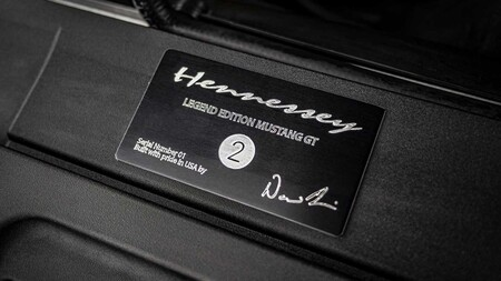 Hennessey Ford Mustang Gt Legend Edition 6
