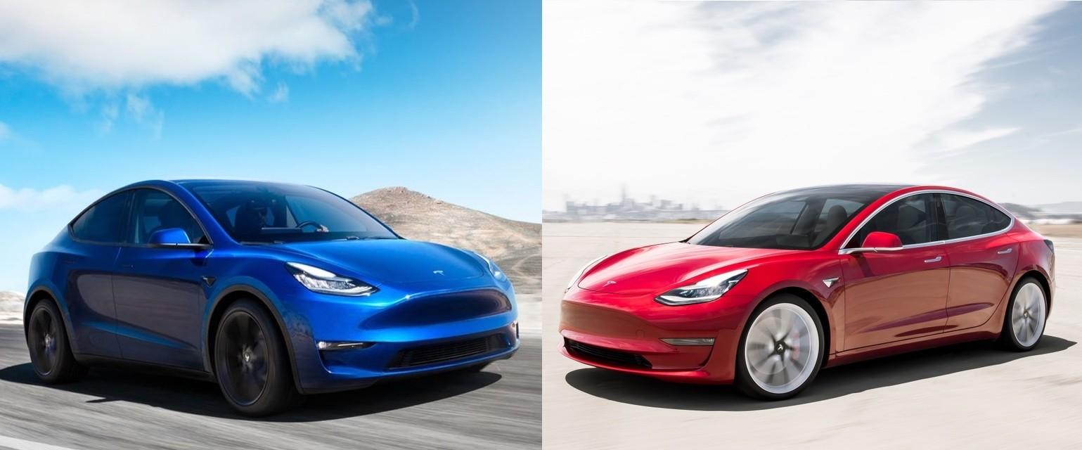 size 40 fca09 775d6 Tesla Model Y vs Model 3  comparamos los nuevos SUV y sedán de Tesla para  conocer cuál es su mejor coche eléctrico