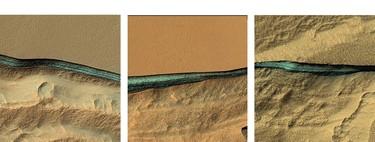 ¡Hay agua en Marte! La NASA confirma que han encontrado enormes reservas de hielo puro en el planeta