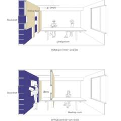 Foto 5 de 5 de la galería paredes-moviles-para-separar-ambientes en Decoesfera