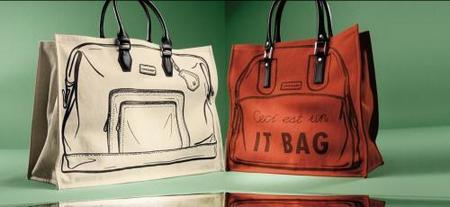 El bolso 'Ceci est un IT Bag' de Longchamp