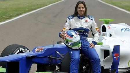 """Simona de Silvestro: """"Mi objetivo es llegar a la Fórmula 1 en 2015"""""""