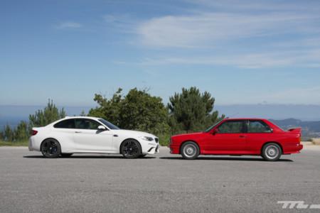 BMW M2 Vs M3 E30 7