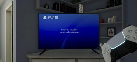 PS5 Simulator, el juego gratuito en el que hacer el unboxing y la instalación de una PS5 (y olvidar por unos minutos que no tienes reserva)