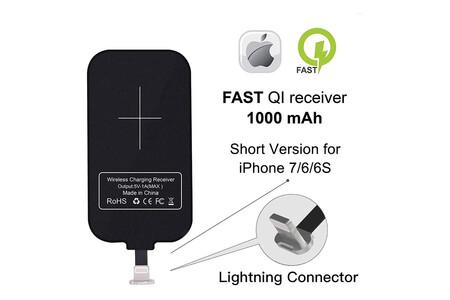 Receptor Qi Iphone