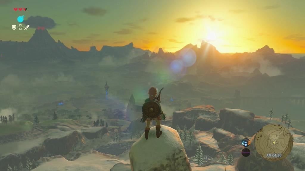 Zelda Breath Of The Wild 14