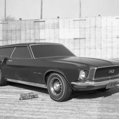 Foto 8 de 19 de la galería prototipos-ford-mustang en Motorpasión