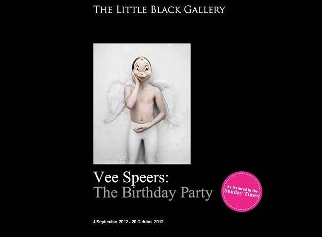 Vee Speers - The Birthday Party
