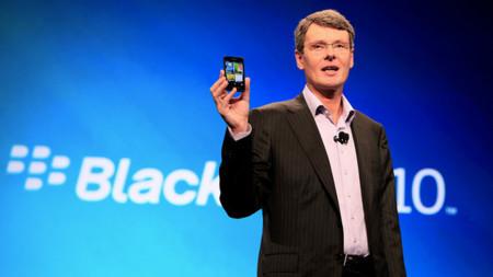 Una tablet y dos teléfonos en una supuesta hoja de ruta BlackBerry