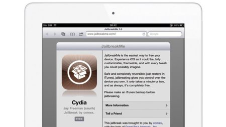 Jailbreak del iPad 2 con iOS 4.3.3 ya disponible gracias a JailbreakMe 3.0
