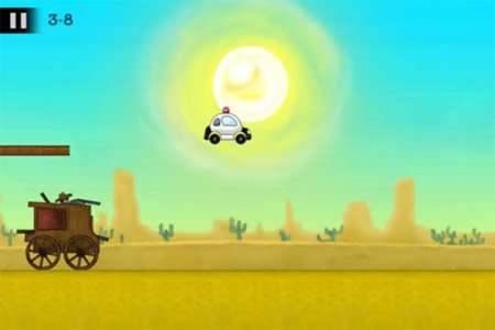 The Police Story, entretenido juego para iPhone abonado a los 0,79 euros