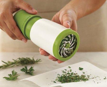 Molinillo de hierbas frescas de Microplane