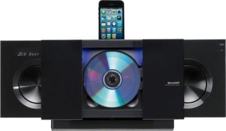 Sharp DK-KP82PH, un sistema Hi-Fi para todos