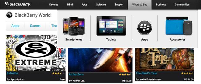 Blackberry World