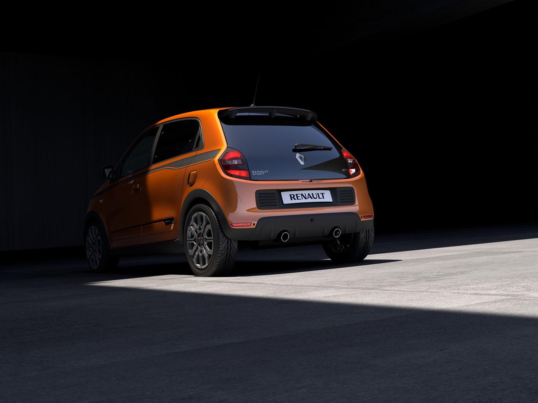 Foto de Renault Twingo GT (12/13)