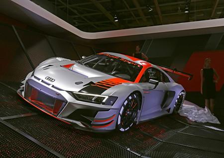 Así es la última evolución del Audi R8 LMS GT3 de competición, aún más duradero y eficiente
