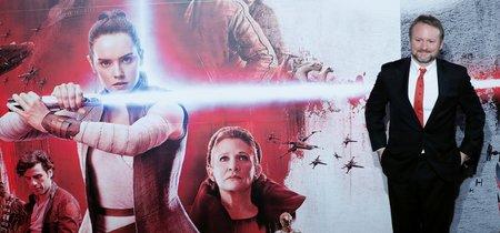 Rian Johnson responde a los fans que critican el final de 'Star Wars: Los últimos jedi' con siete tuits incontestables