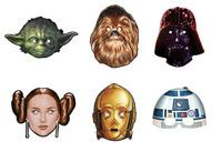 Máscaras gratis de Star Wars para imprimir