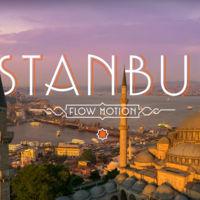 No hay mejor invitación para conocer Estambul que este deslumbrante Flow Motion