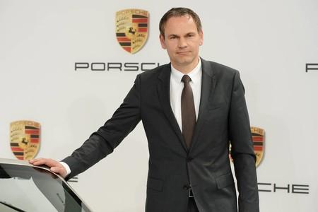 Oliver Blume, CEO de Porsche, es investigado por presuntos delitos de soborno y corrupción