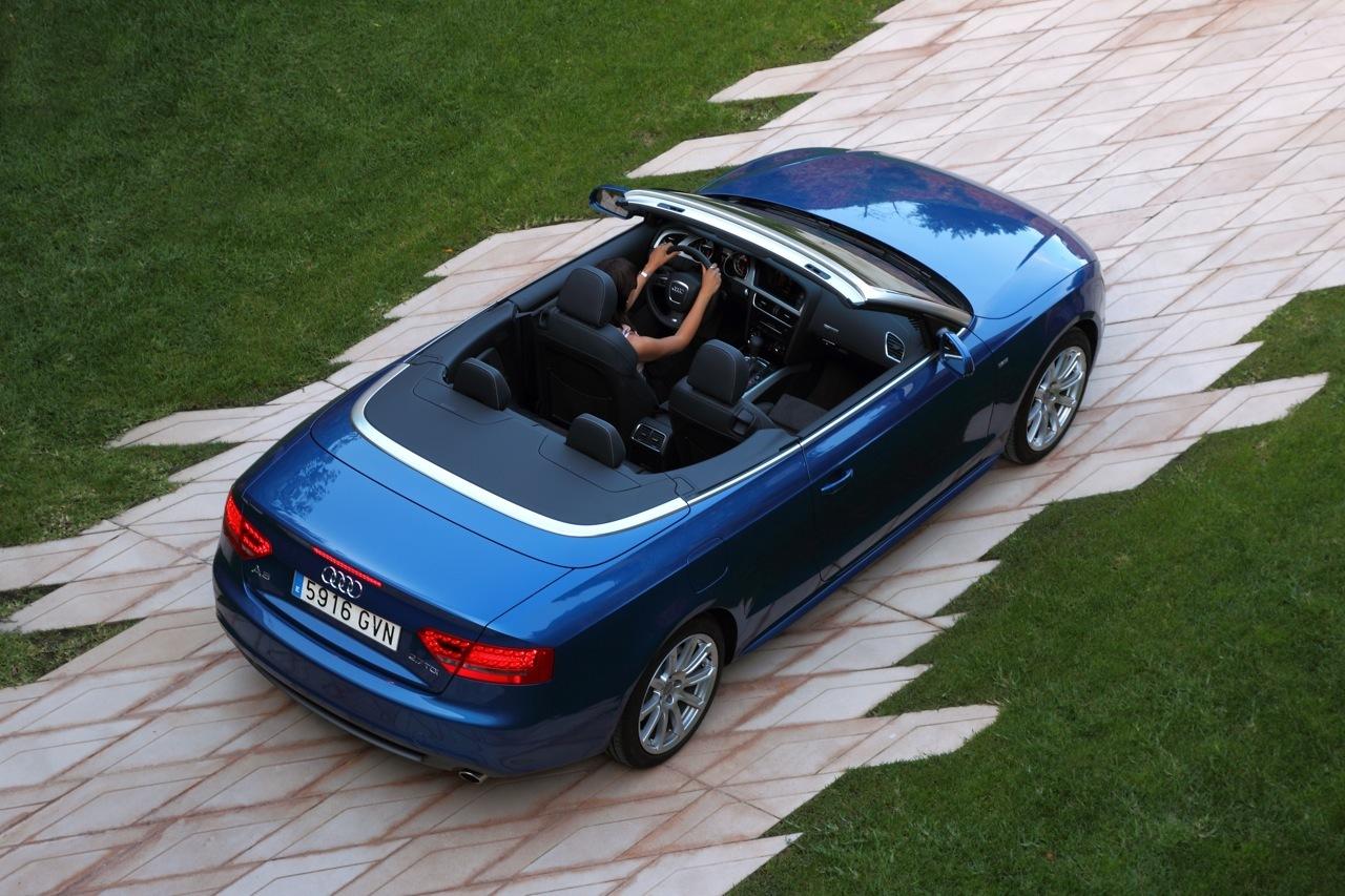 Foto de Audi A5 Cabrio (33/45)