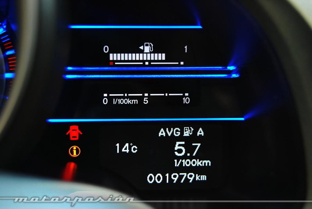 Foto de Honda CR-Z (presentación) (35/51)