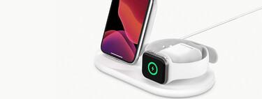 Este cargador inalámbrico de Belkin puede cargar el iPhone, Apple Watch y AirPods a la vez, y está en Amazon a 73,09 euros