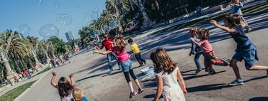 Siete cosas positivas que tiene para los niños vivir en la ciudad