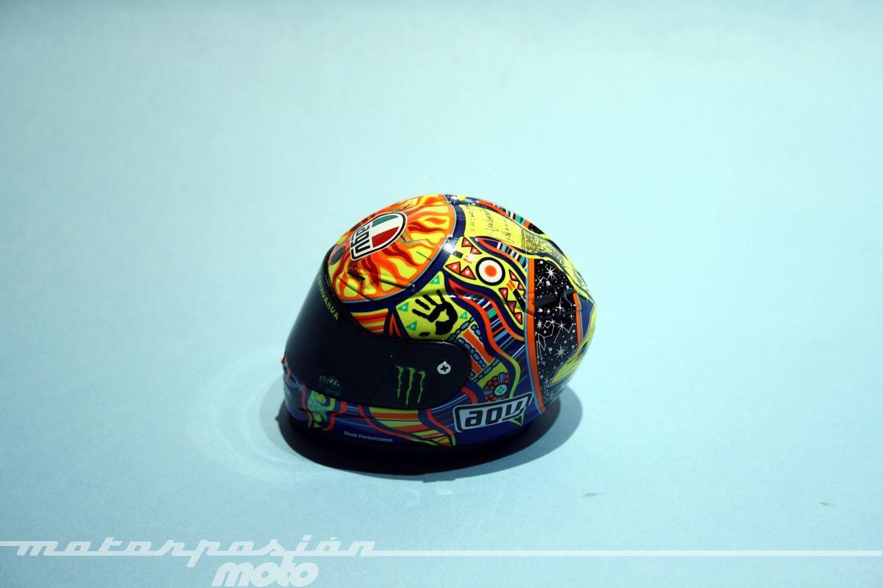 Foto de Los mejores cascos de MotoGP, probamos la próxima colección de Altaya (17/19)