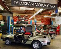 El DeLorean regresará al futuro