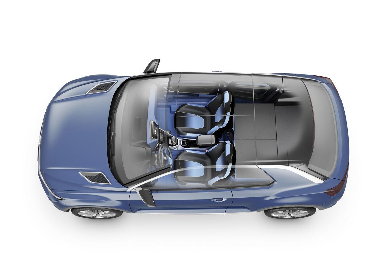 Foto de Volkswagen T-ROC Concept (17/22)