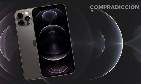 Más barato que nunca y con 200 euros de descuento: Amazon te deja el iPhone 12 Pro de 128 GB por 957 euros