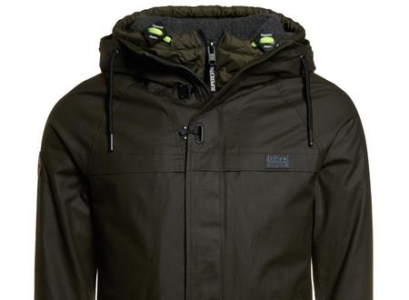 Super Week de eBay: chaqueta Superdry hombre con 45% de descuento y envío gratis