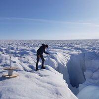 No sólo para Internet: consiguen medir la temperatura del hielo Ártico con una precisión increíble usando fibra óptica