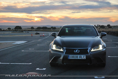 Lexus GS 450h F Sport, prueba (valoración y ficha técnica)