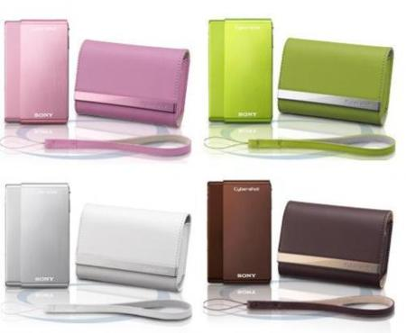 Día de la Madre: Sony Cyber-shot de colores con funda