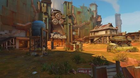 Junkertown será el nuevo mapa de Overwatch y este es su cortometraje de presentación [GC 2017]