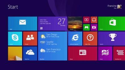 Microsoft podría estar renovando Modern UI para separarlo definitivamente del escritorio en Windows 9