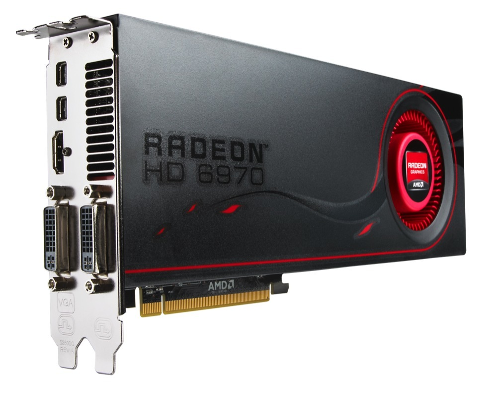 Foto de AMD 6970 oficial (4/6)