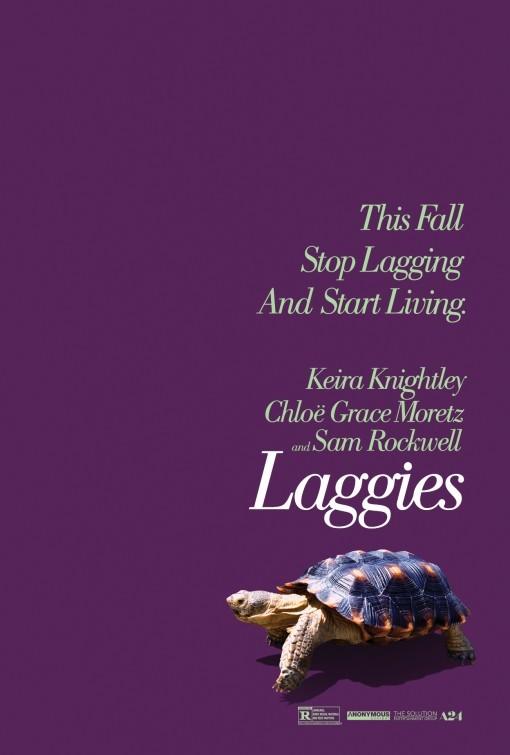 Foto de 'Say When' (o 'Laggies'), carteles de la comedia con Keira Knightley, Chloë Grace Moretz y Sam Rockwell (1/5)