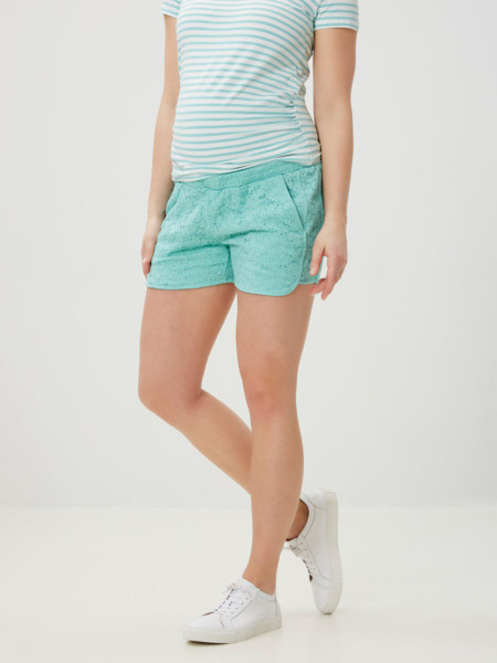 Shorts Premama Encaje